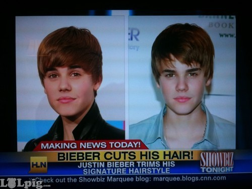 justin bieber haircut 2011 pictures. Justin Bieber#39;s Haircut.