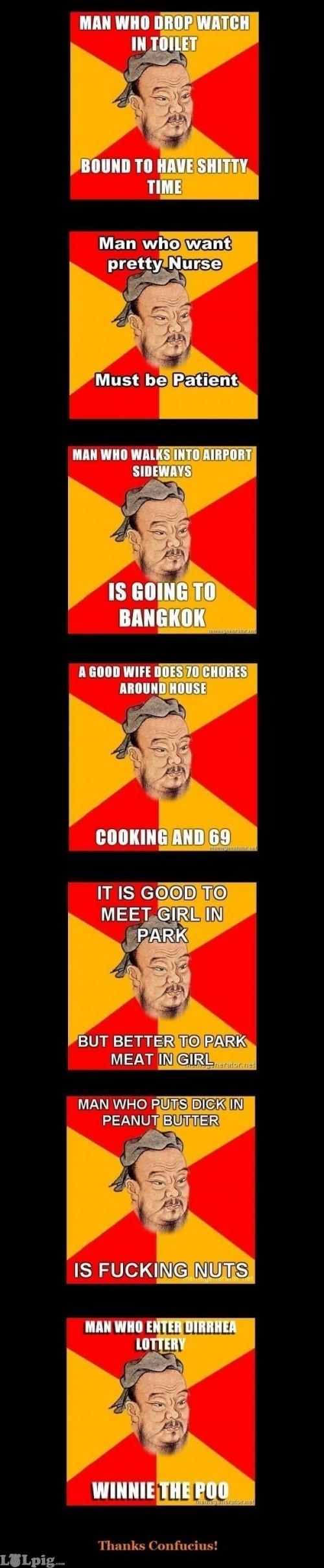 Funny Confucius Quotes   Funny Quotes