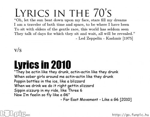 funny lyrics. Tags: funny lyrics, g6 lyrics,
